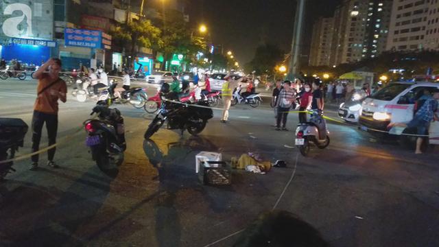 Hà Nội: Ông chở cháu không may gặp tai nạn, bé 15 tháng tuổi bị ô tô cán tử vong thương tâm - Ảnh 5.