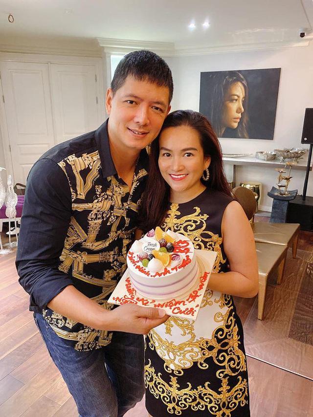 Bà xã Bình Minh ngày càng trẻ, đọ sắc với Hoa hậu vẫn không thua kém nhờ chăm thể thao - Ảnh 1.