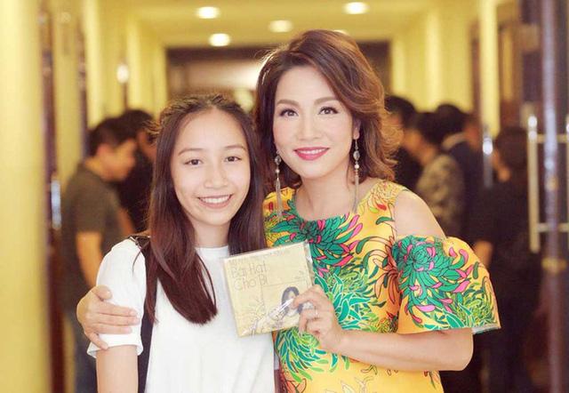Con sao Việt khoe giọng, nối nghiệp cha mẹ vào showbiz - Ảnh 2.
