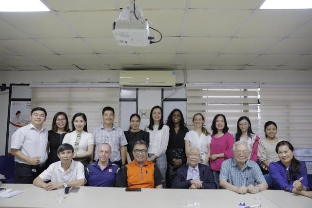 Ra mắt Câu lạc bộ tiếng Anh của Hội Vật lý Trị liệu Việt Nam - Ảnh 1.