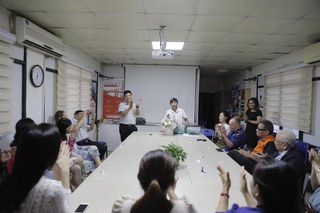 Ra mắt Câu lạc bộ tiếng Anh của Hội Vật lý Trị liệu Việt Nam - Ảnh 2.