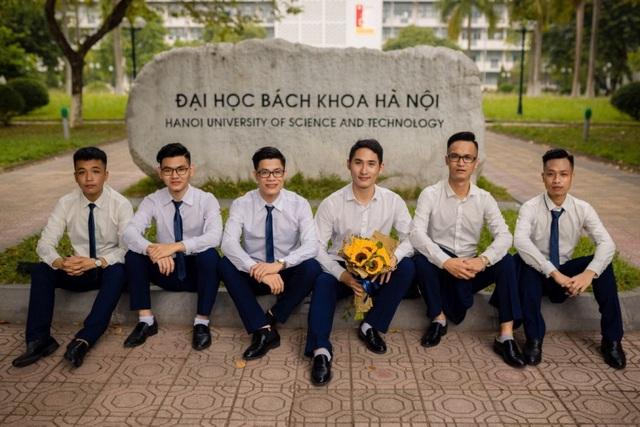 3 cậu bạn thân Bách khoa cùng ra trường sớm, tốt nghiệp loại xuất sắc - Ảnh 2.