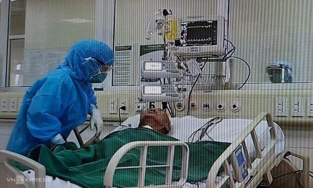 Cụ bà 88 tuổi hồi phục sau di chứng xuất huyết não - Ảnh 1.