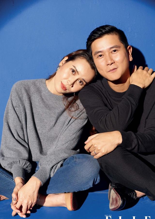 Sau ồn ào ly hôn, Lưu Hương Giang chia sẻ 3 lý do đàn ông nên sợ vợ - Ảnh 1.
