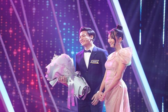 Người ấy là ai?: Nam chính vừa nên duyên với Hoa hậu Thanh Khoa từng được Trấn Thành mai mối ở show hẹn hò khác  - Ảnh 1.