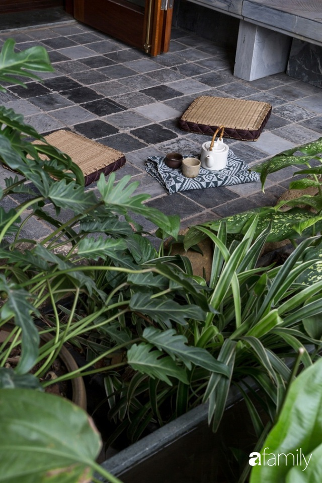 Căn hộ tầng 26 phá vỡ khuôn mẫu cứng nhắc để biến thành resort trên cao với ánh sáng và cây xanh đẹp mắt ở Cầu Giấy, Hà Nội - Ảnh 16.