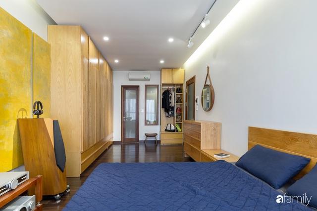Căn hộ tầng 26 phá vỡ khuôn mẫu cứng nhắc để biến thành resort trên cao với ánh sáng và cây xanh đẹp mắt ở Cầu Giấy, Hà Nội - Ảnh 20.