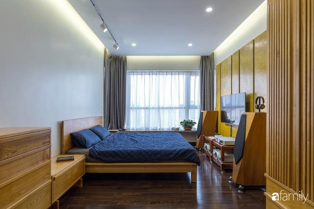 Căn hộ tầng 26 phá vỡ khuôn mẫu cứng nhắc để biến thành resort trên cao với ánh sáng và cây xanh đẹp mắt ở Cầu Giấy, Hà Nội - Ảnh 21.