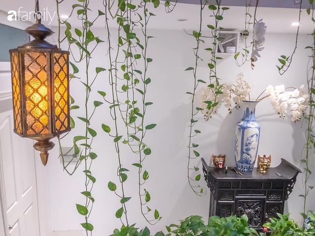 Giữa Sài Gòn náo nhiệt, vẫn có căn nhà ống cực chill và không gian xanh mát với chi phí 20 triệu đồng mua cây xanh - Ảnh 6.