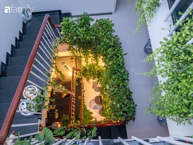 Giữa Sài Gòn náo nhiệt, vẫn có căn nhà ống cực chill và không gian xanh mát với chi phí 20 triệu đồng mua cây xanh - Ảnh 7.