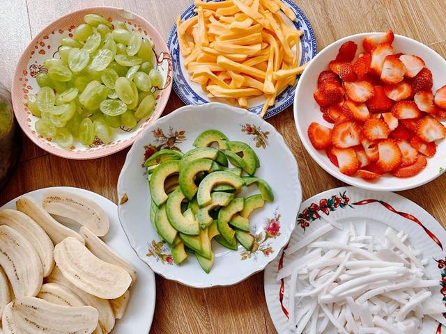 Cách làm 5 món kem trái cây giải nhiệt ngày hè - Ảnh 5.