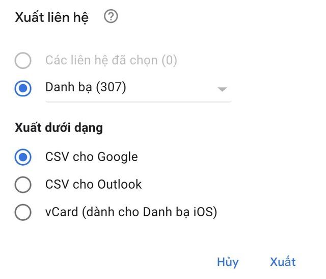 Cách khôi phục các số điện thoại đã xóa bằng Google Contacts - Ảnh 3.