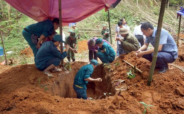 Tỉnh Bắc Kạn kêu gọi cung cấp thông tin 13 mộ liệt sĩ không có hài cốt - Ảnh 2.