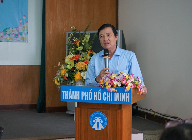 TP.HCM: Hội nghị triển khai Chiến dịch truyền thông lồng ghép với cung cấp dịch vụ Chăm sóc Sức khỏe sinh sản - KHHGĐ và nâng cao chất lượng Dân số năm 2020 - Ảnh 1.