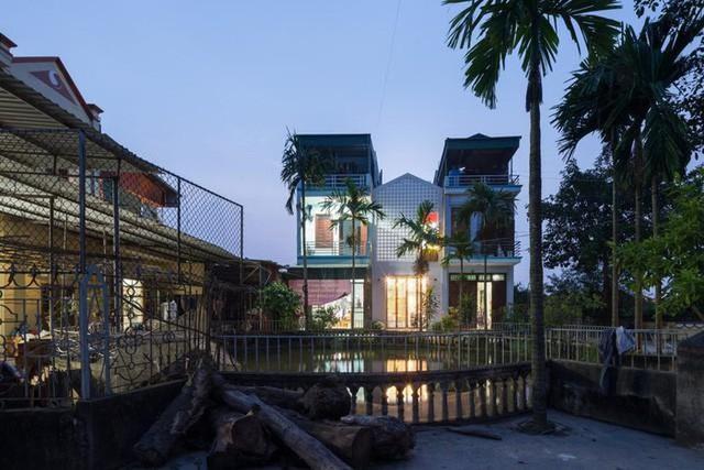 Trầm trồ 2 căn nhà đẹp hoàn hảo, chi phí dưới 800 triệu đồng - Ảnh 2.
