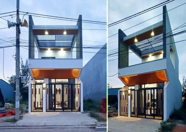 Trầm trồ 2 căn nhà đẹp hoàn hảo, chi phí dưới 800 triệu đồng - Ảnh 6.