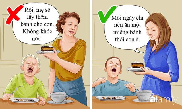 8 cách giúp cha mẹ đối phó với cơn giận dữ, cáu gắt và ăn vạ của trẻ - Ảnh 4.