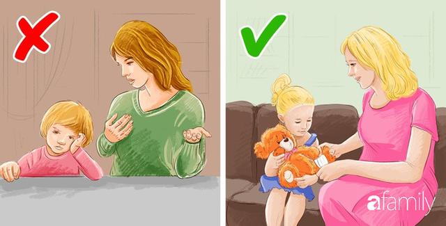 8 cách giúp cha mẹ đối phó với cơn giận dữ, cáu gắt và ăn vạ của trẻ - Ảnh 5.