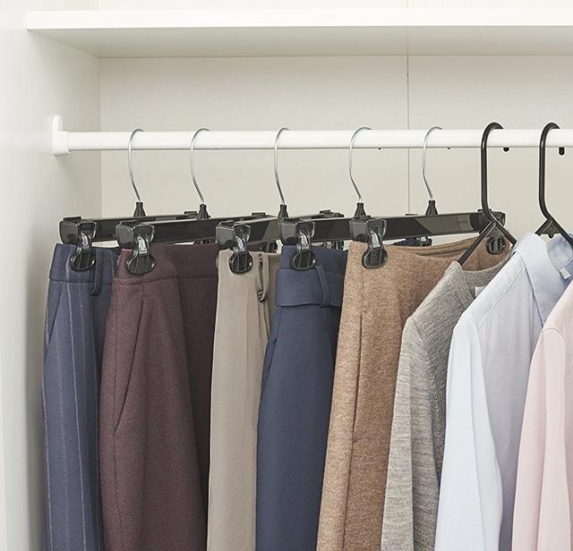 Lựa chọn 5 loại móc treo này đảm bảo cân đủ các loại quần áo khó chịu nhất trong tủ đồ, giá thành còn phù hợp với điều kiện kinh tế của các chị em - Ảnh 8.