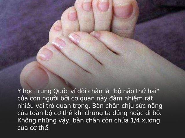 Bàn chân của người nhiều bệnh tật, tuổi thọ kém luôn có chung 7 dấu hiệu nhỏ này: Cả đàn ông lẫn phụ nữ đều nên kiểm tra ngay - Ảnh 1.