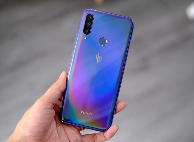 5 smartphone màn hình lớn, pin khoẻ dưới 5 triệu đồng - Ảnh 5.