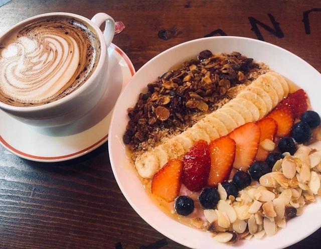 Chế biến bữa sáng nhẹ nhàng với nguyên liệu trái cây - Ảnh 3.