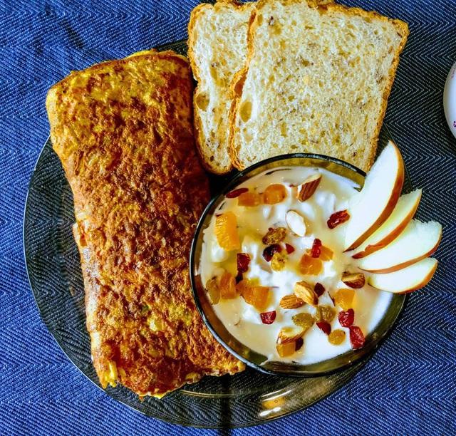 Chế biến bữa sáng nhẹ nhàng với nguyên liệu trái cây - Ảnh 4.