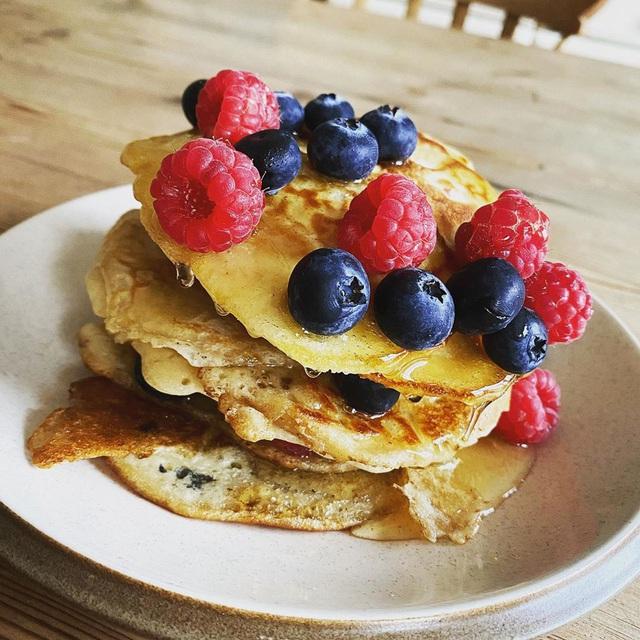 Chế biến bữa sáng nhẹ nhàng với nguyên liệu trái cây - Ảnh 6.