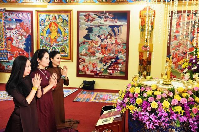 Ấn tượng đẹp sau Đại lễ Phật đản đặc biệt 2020 - Ảnh 22.
