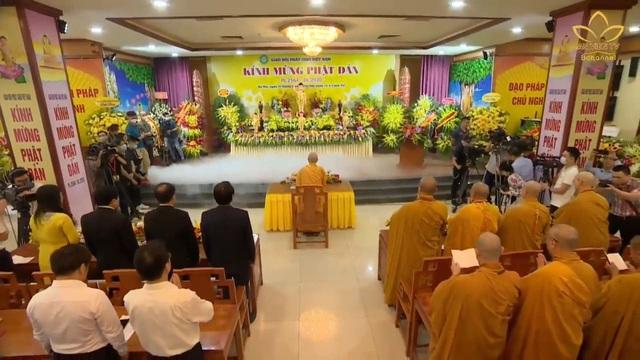Ấn tượng đẹp sau Đại lễ Phật đản đặc biệt 2020 - Ảnh 2.