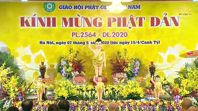 Ấn tượng đẹp sau Đại lễ Phật đản đặc biệt 2020 - Ảnh 1.
