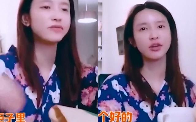 Hotgirl hàng đầu Trung Quốc ngoại tình với chủ       tịch Taobao công khai quan điểm yêu trên vlog: Đàn ông chỉ là món đồ chơi trong tủ mà thôi! - Ảnh 1.