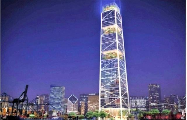 Hải Phòng khởi công xây dựng tòa tháp FLC       Diamond 72 tầng và thông xe tuyến đường 1,3 nghìn tỉ - Ảnh 3.