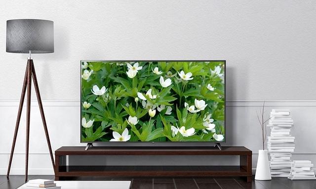 Loạt TV 4K 55 inch giá 10 triệu đồng - Ảnh 1.