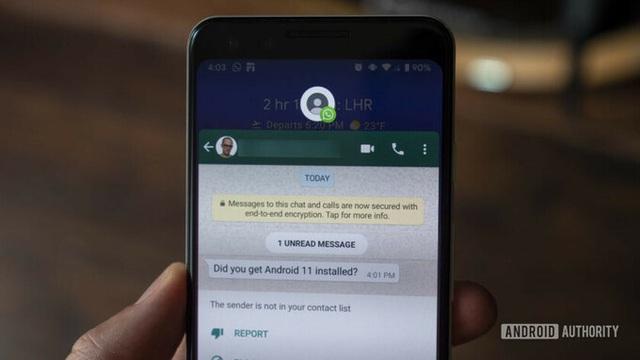 Những tính năng mới trên Android 11 - Ảnh 2.
