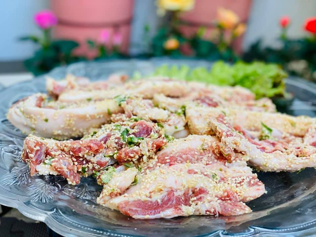 Công thức ướp thịt nướng BBQ siêu ngon, siêu đơn giản, ai làm cũng thành công