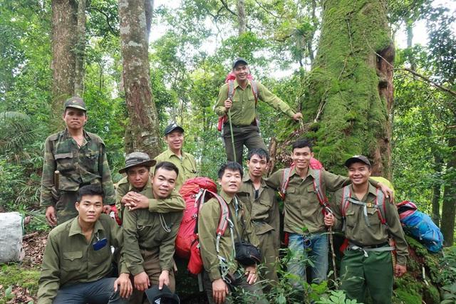 Đội đặc nhiệm núi rừng duy nhất trên cả nước ở Nghệ An - Ảnh 1.