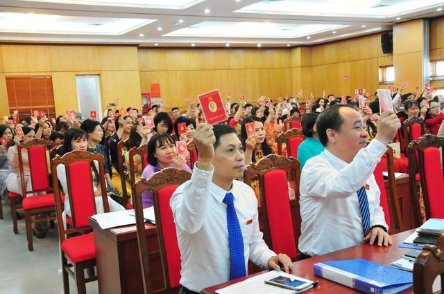 Đại hội Đảng bộ Tổng cục Dân số (Bộ Y tế): Vượt qua thách thức, tạo lợi thế cho giai đoạn tiếp theo - Ảnh 2.