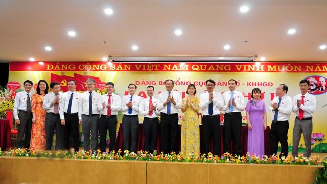 Đại hội Đảng bộ Tổng cục Dân số (Bộ Y tế): Vượt qua thách thức, tạo lợi thế cho giai đoạn tiếp theo - Ảnh 1.