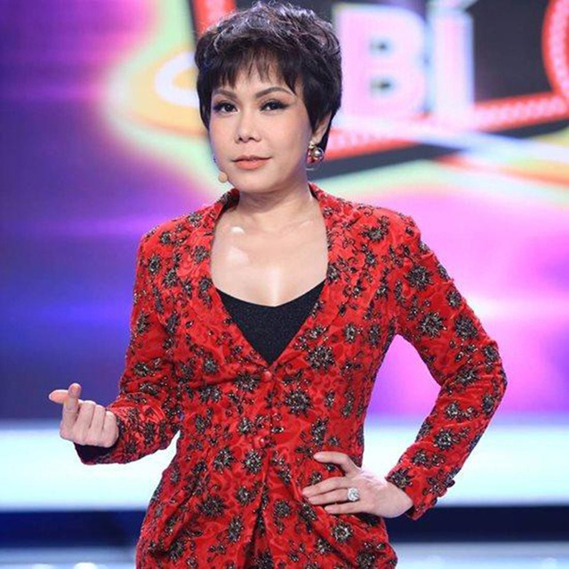 Việt Hương - Nữ danh hài bị dìm hàng nhiều nhất showbiz Việt - Ảnh 1.