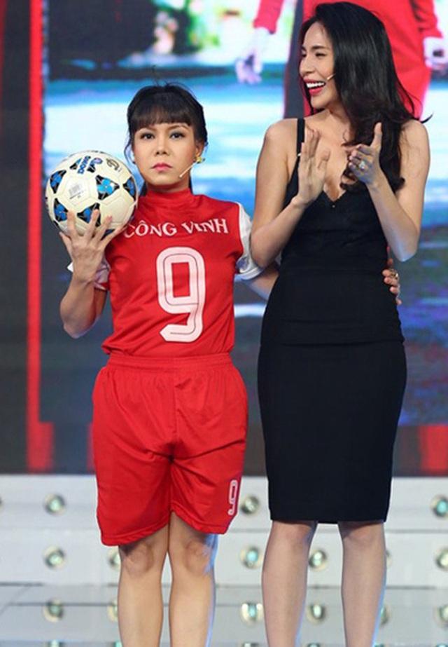 Việt Hương - Nữ danh hài bị dìm hàng nhiều nhất showbiz Việt - Ảnh 5.