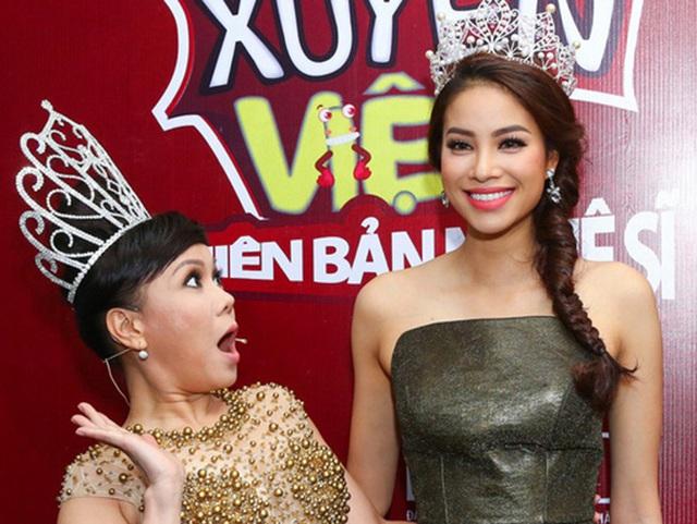 Việt Hương - Nữ danh hài bị dìm hàng nhiều nhất showbiz Việt - Ảnh 7.