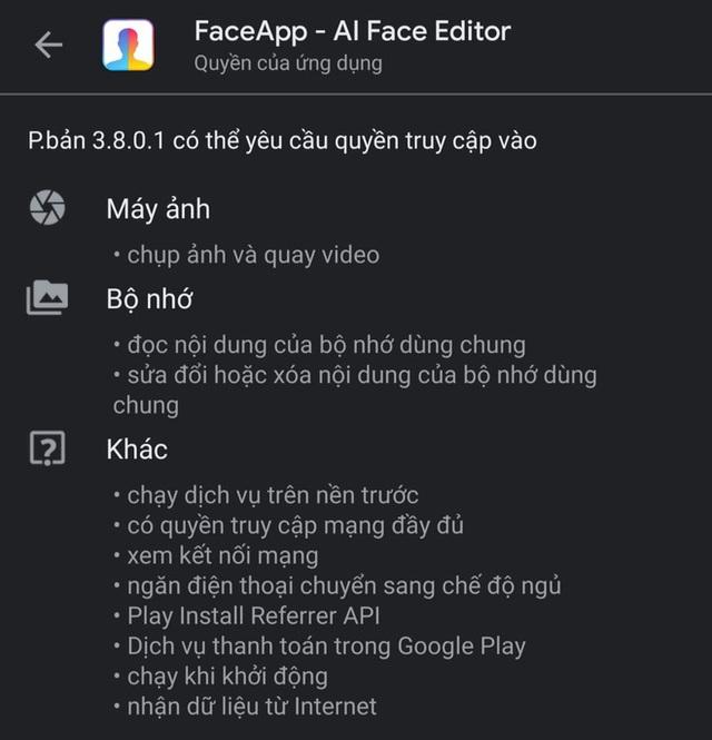 FaceApp nguy hiểm, người Việt vẫn đua nhau dùng để đổi giới tính ảnh - Ảnh 1.
