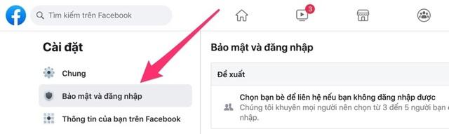 Cách cài đặt xác thực hai yếu tố trên Facebook không cần số điện thoại - Ảnh 2.