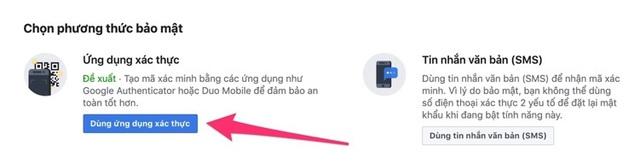 Cách cài đặt xác thực hai yếu tố trên Facebook không cần số điện thoại - Ảnh 4.