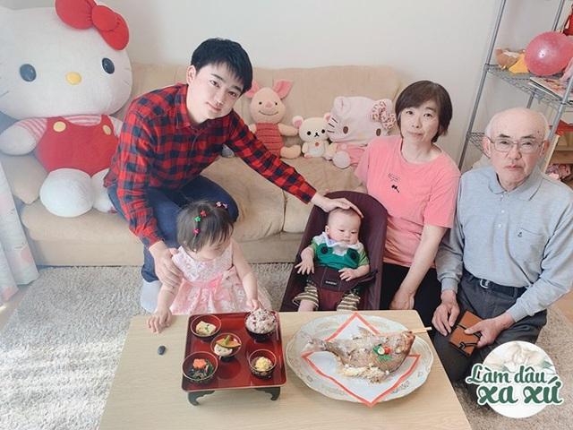 Gái xinh Tuyên Quang lấy chồng Nhật Bản, sống chung bố mẹ chồng phải dạy lại từ đầu - Ảnh 6.