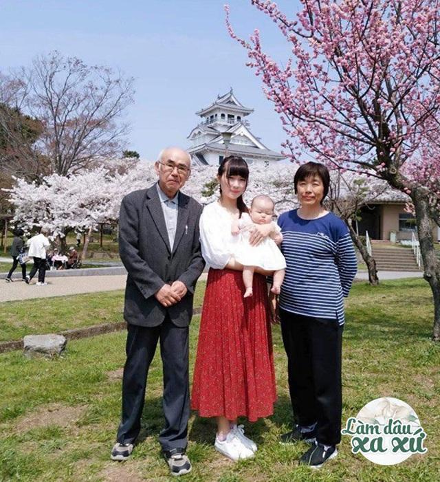 Gái xinh Tuyên Quang lấy chồng Nhật Bản, sống chung bố mẹ chồng phải dạy lại từ đầu - Ảnh 7.