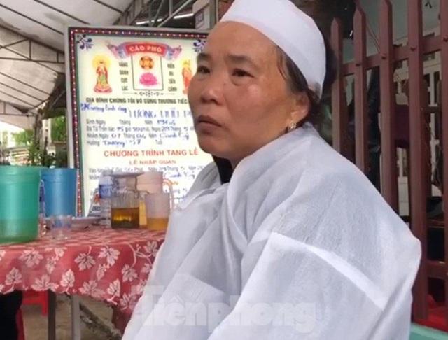 Vợ nạn nhân trong vụ Lương Hữu Phước: Ông Phước cũng rất đau buồn trước cái chết của chồng tôi - Ảnh 3.