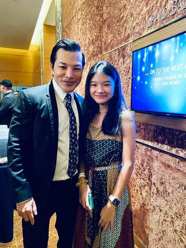 Trương Ngọc Ánh và Trần Bảo Sơn bên nhau trong tiệc của con gái - Ảnh 2.