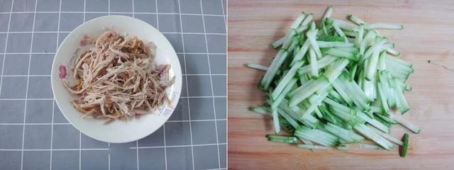 Mùa hè nhất định phải ăn thịt vịt trộn chua ngọt vừa ngon vừa mát bổ đủ đường - Ảnh 1.